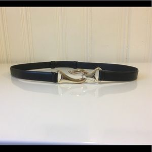 Chico's size M/L belt